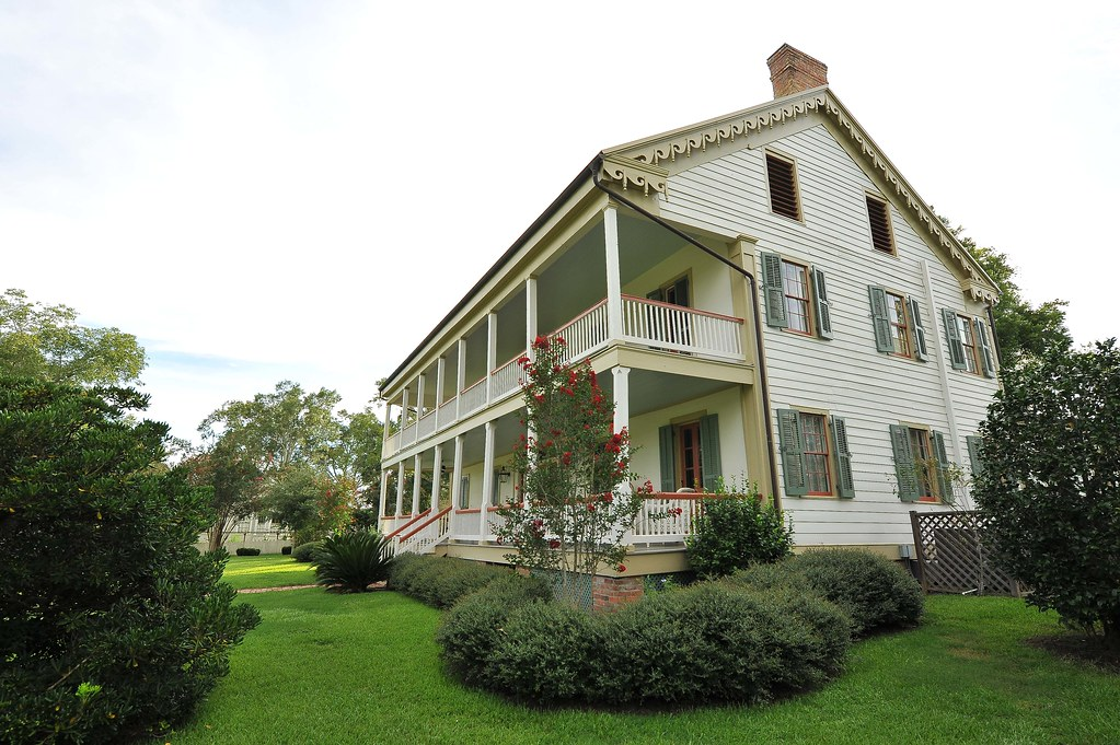 French Colonial Creole Architecture In North America