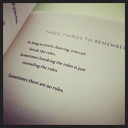 Three things to remember (this year), from Mary Oliver.