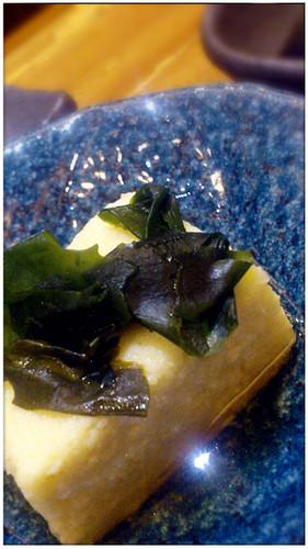 茗荷_竹筍豆腐