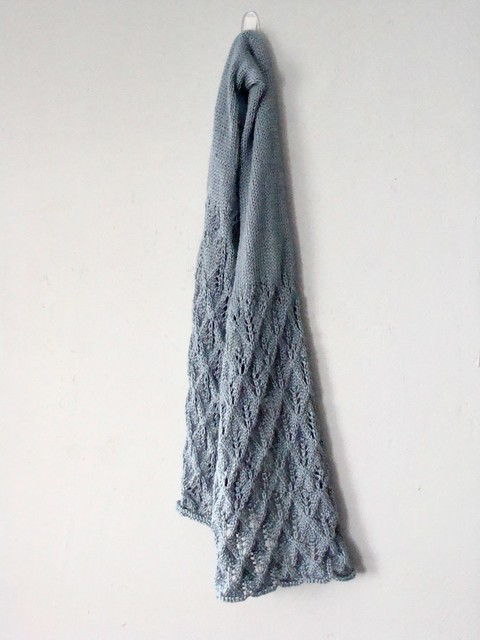Sea Lattice Scarf