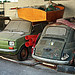FIAT 126 and FIAT 500 by marvin 345