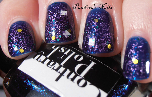 Dollish Polish Wicked Wario over Contrary Polish Bright Night 1