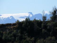Comox Glacier Above the Runway