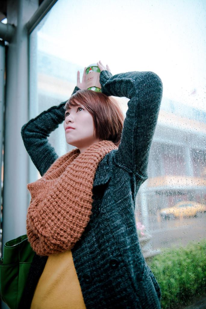 [-外拍-] Sherry Wu-整個城市 就是我的咖啡館