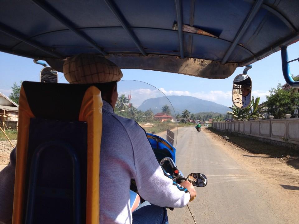 Goodbye Luang Prabang…..