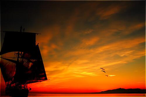 Piratas del Caribe en Cambrils