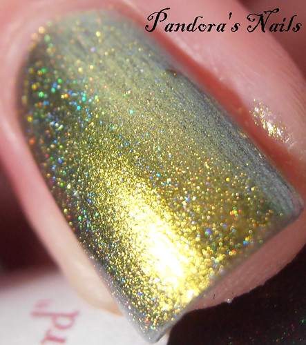 Enchanted Polish Mean Mr Mustard 5