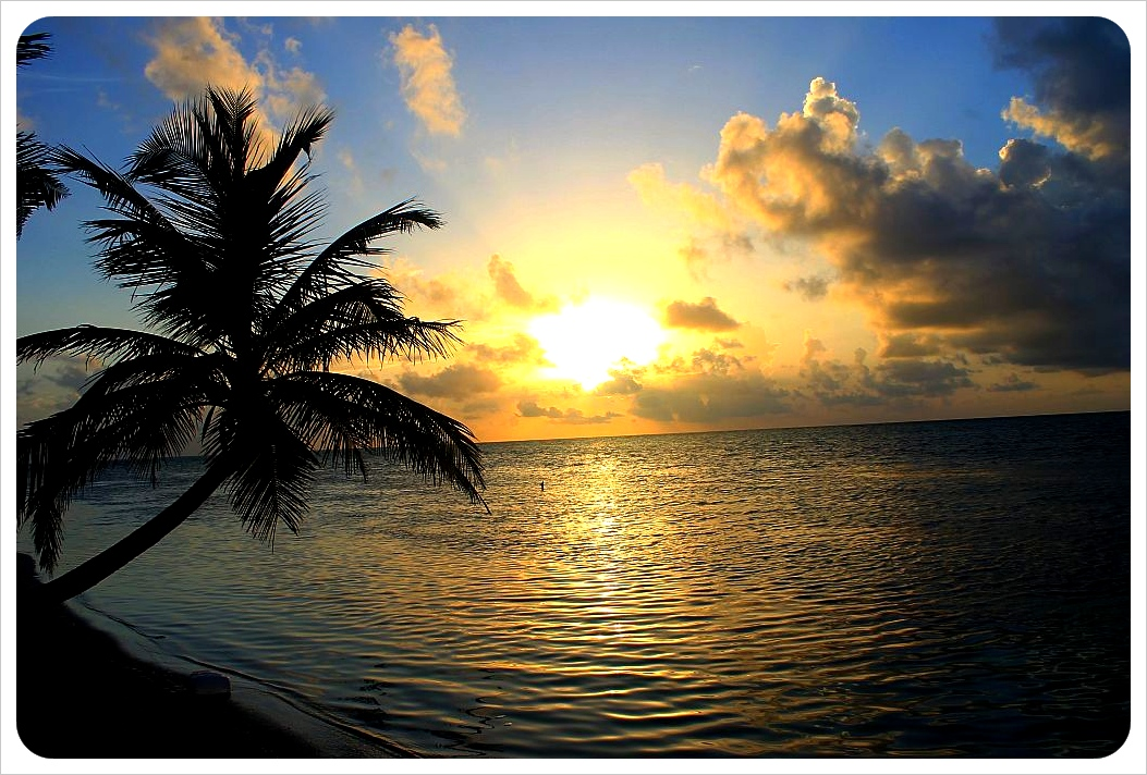 mexico sunrise