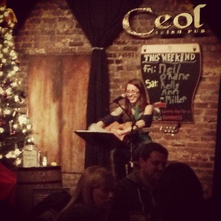 Ceol Irish Pub December 29, 2012