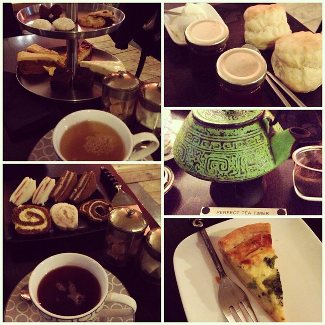 High Tea at Teazone