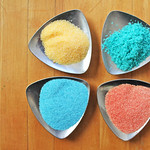 DIY Art Materials: Colored Salt