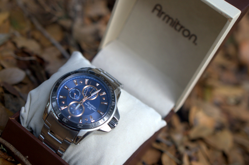 Armitron Watches giveaway winner!
