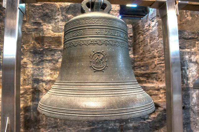 Old Bell of Belfort Tower
