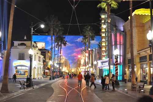 Hollywood, California Adventure
