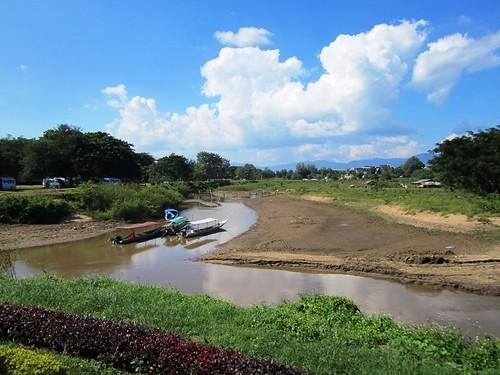 泰國湄公河支流Kok River (IUCN提供,Claire Warmenbol攝)