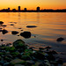 The Sun Sets Over Boston by Almond Butterscotch
