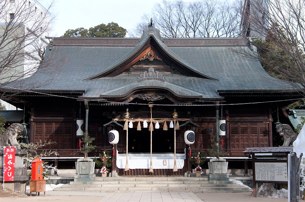 四柱神社|長野県松本市