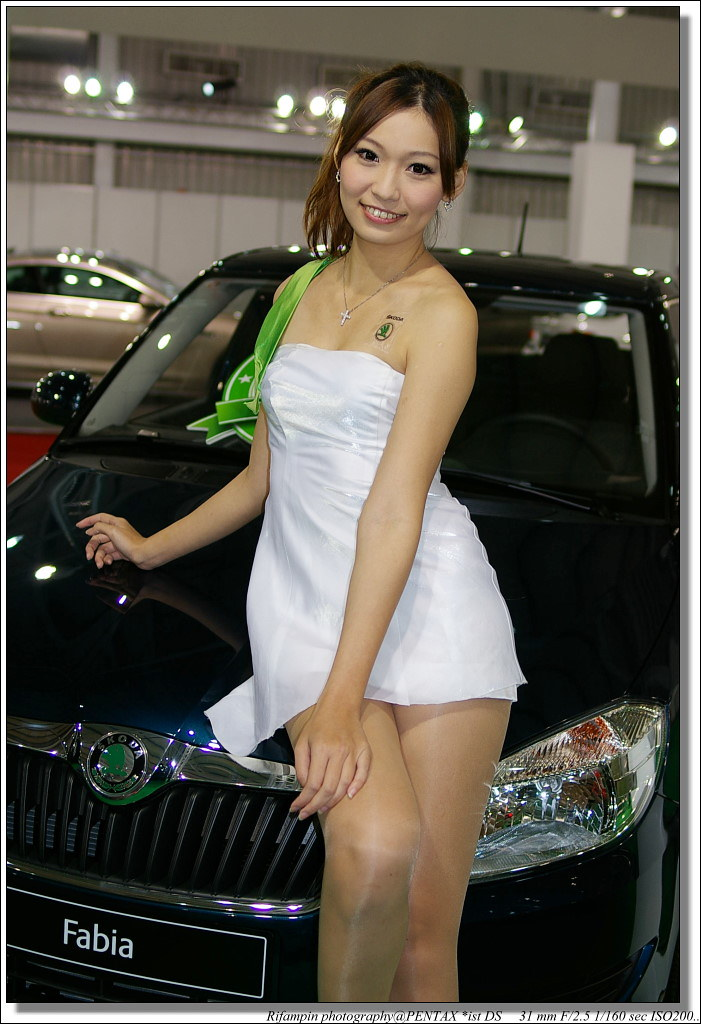 『台中車展』DS+小公主與K-30+旅遊鏡的對決~