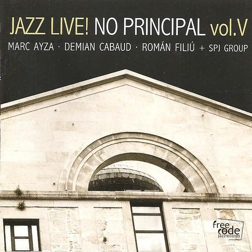 Jazz Live no Principal Vol.V