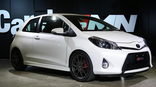 GRNM Toyota Vitz