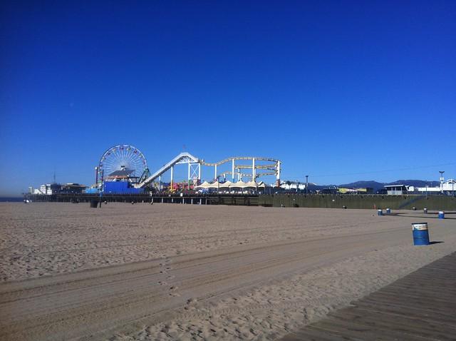 California Visit 2013