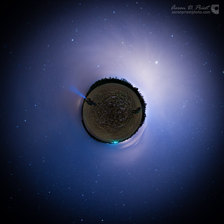 Stargazing - Little Planet