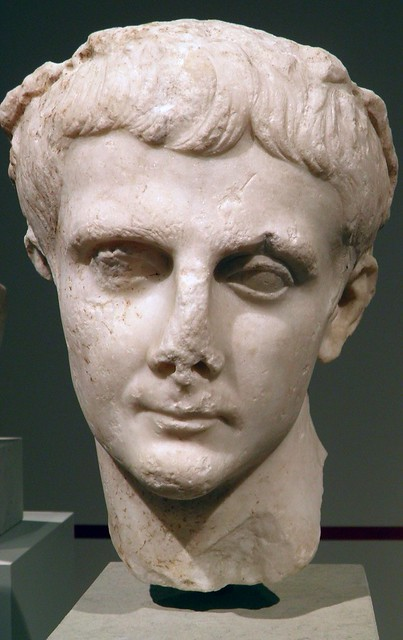 Drusus the Elder, Altes Museum Berlin