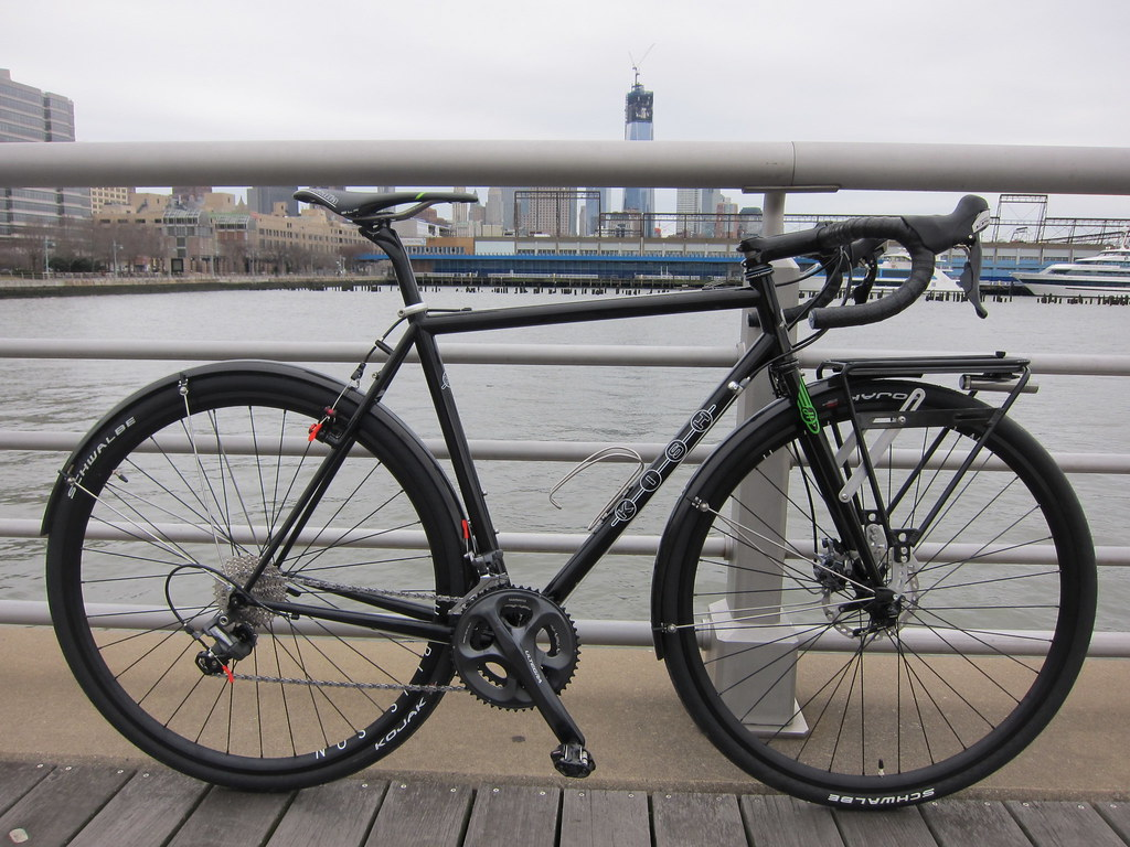 Jim Kish Rick Hunter Cross Commuter Disc Bike The