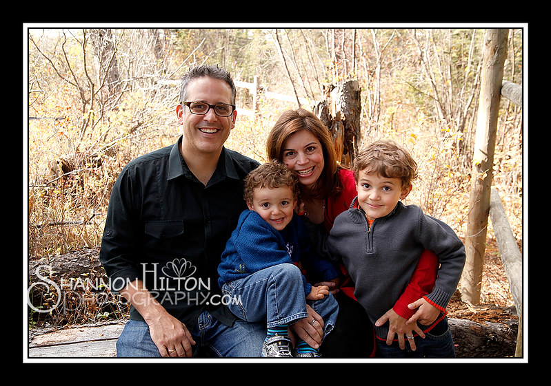 Calgary Fall Family Photography