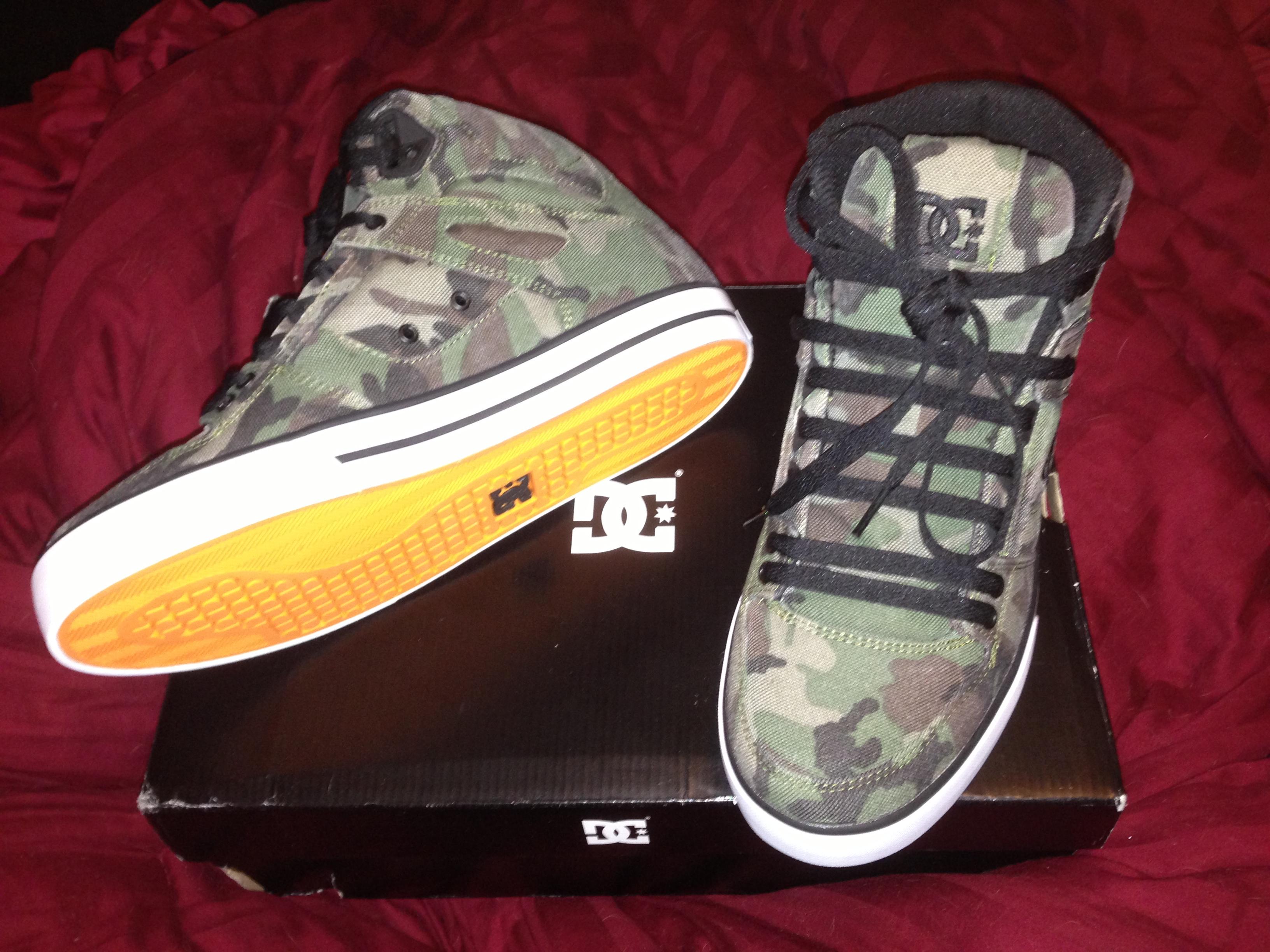 Dc Shoes Spartan Wchigh Se