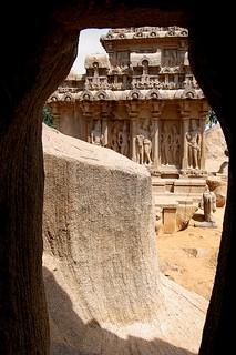 Temples @ Mahabalipuram