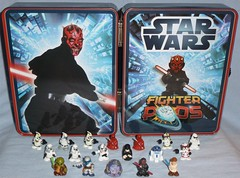 Target exclusive fighter pods