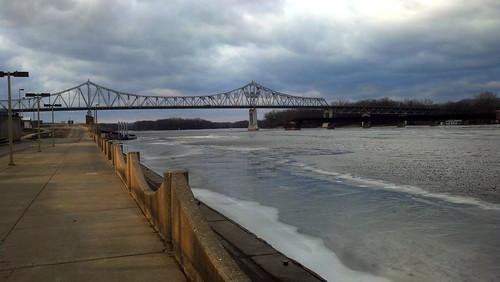 frozen Mississippi (#1)