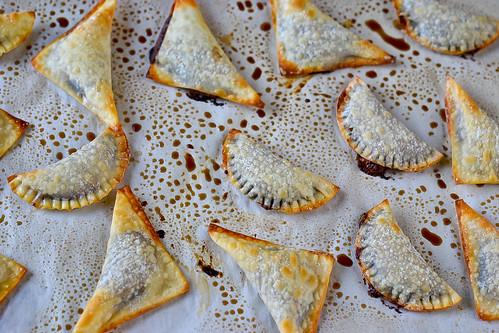 Baked Nutella Ravioli-6