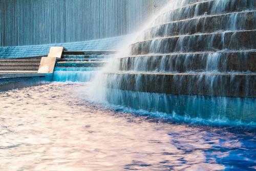 Woodruff Park Fountain