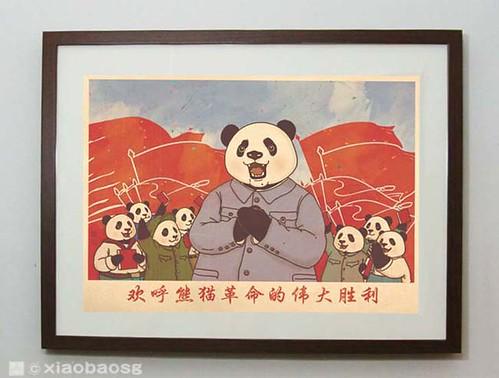 Panda Revolution XV