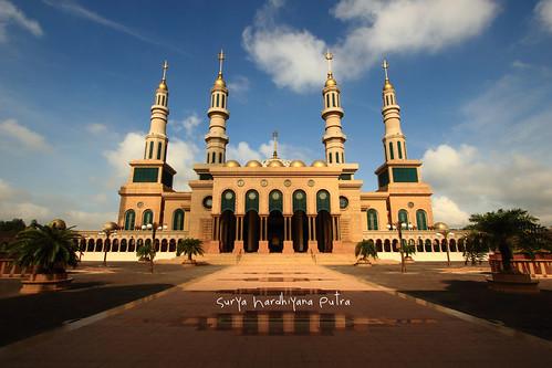 Masjid Islamic Center Samarinda, The Istanbul van Borneo