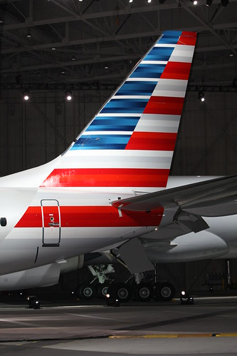 New American Airlines Livery