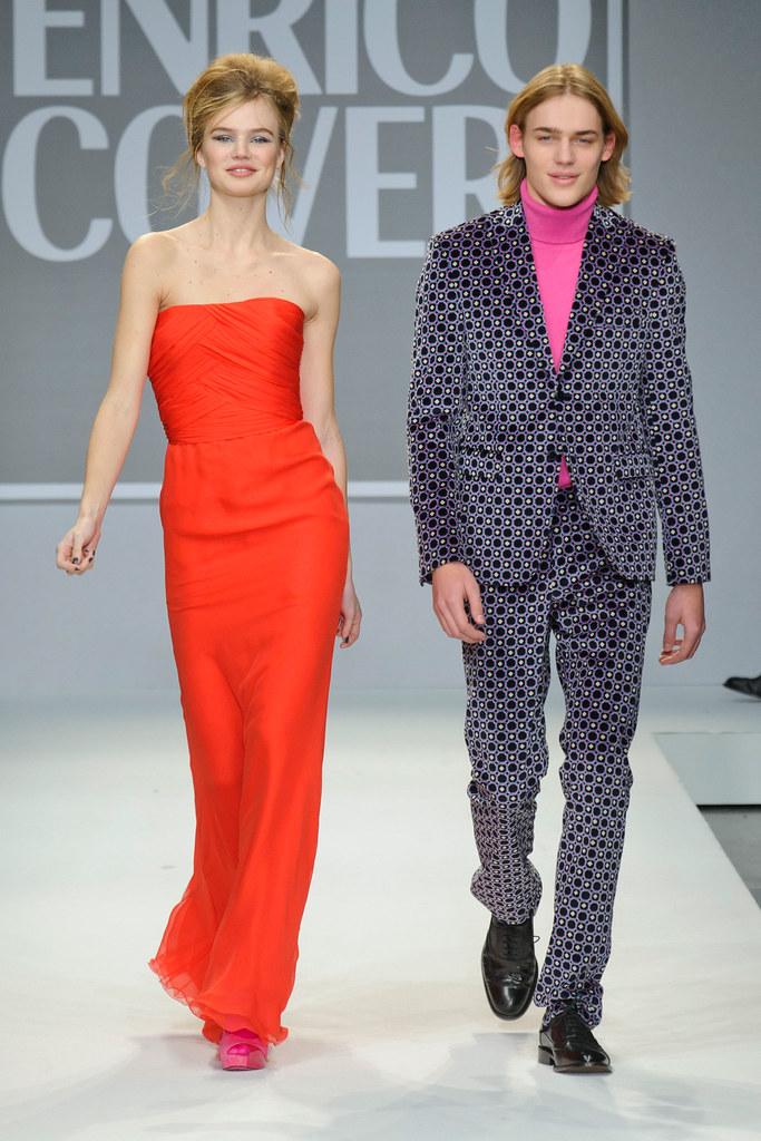 FW13 Milan Enrico Coveri031_Ton Heukeuls(fashionising.com)