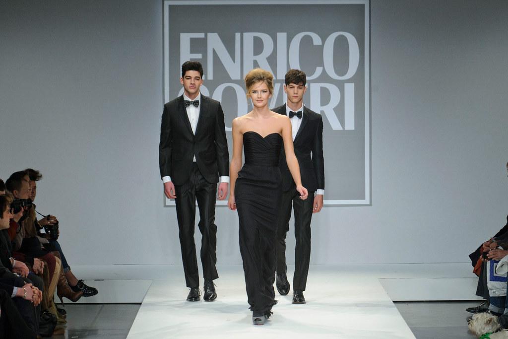 FW13 Milan Enrico Coveri027_Tarik Lakehal ,Simone Nobili(fashionising.com)
