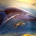海豚灣-海豚壁畫