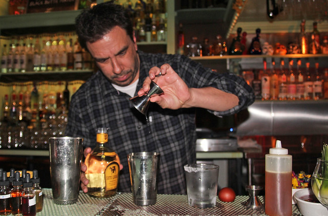 Las Perlas' Raul Yrastorza and his Margarita cocktail recipe by Caroline on Crack