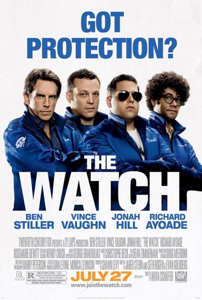 The Watch เพื่อนบ้าน แก๊งค์ป่วน ป้องโลก