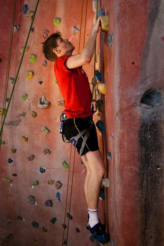 Niseko Climbing wall 6