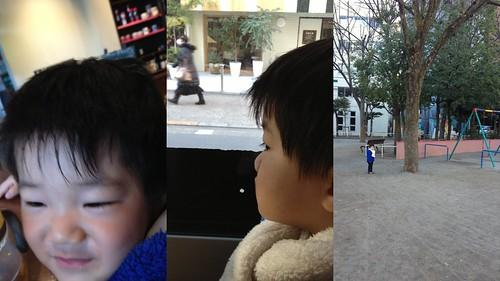 朝散歩 2013/1/29