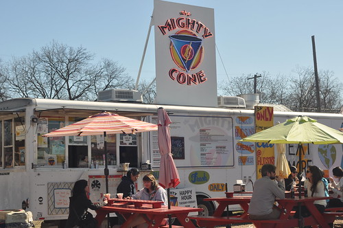 Mighty Cone Truck