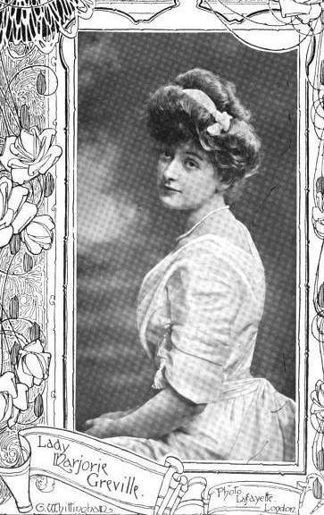Lady Marjorie Geville