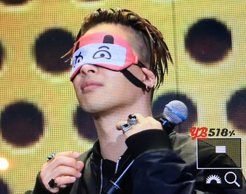Big Bang - Made V.I.P Tour - Nanjing - 19mar2016 - YB 518 - 11