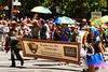 2016 san francisco pride parade; national park ervice contingent  6-16