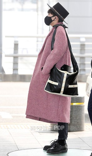 Big Bang - Incheon Airport - 21mar2015 - G-Dragon - Herald Corp - 02